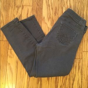 CAbi Zipper Ankle Skinny Jeans